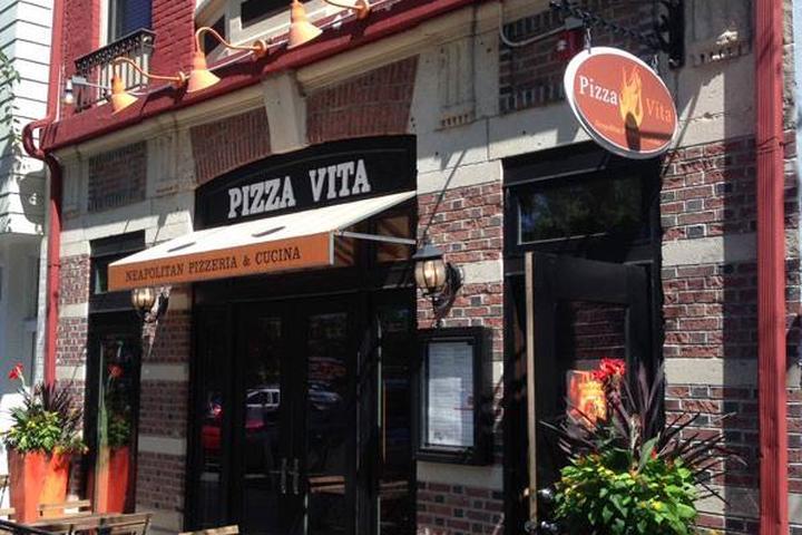 Pet Friendly Pizza Vita - Neapolitan Pizzeria
