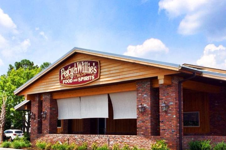 Pet Friendly Percy & Willie's Food and Spirits