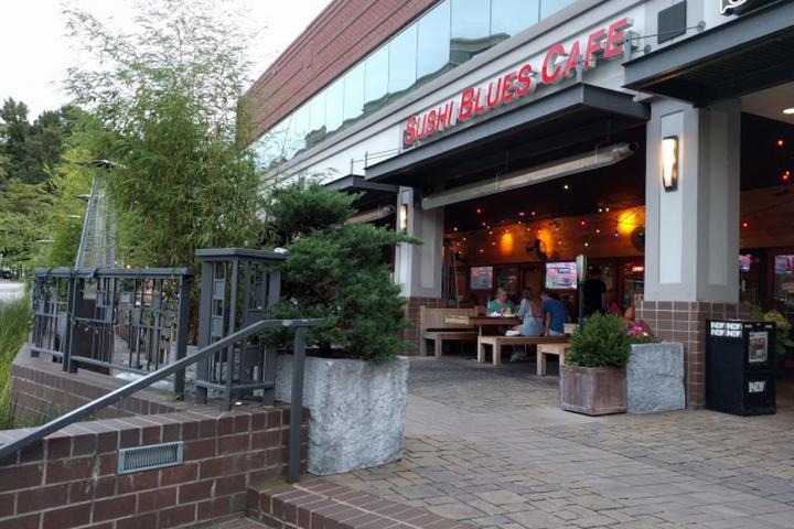 Pet Friendly Sushi Blues Cafe