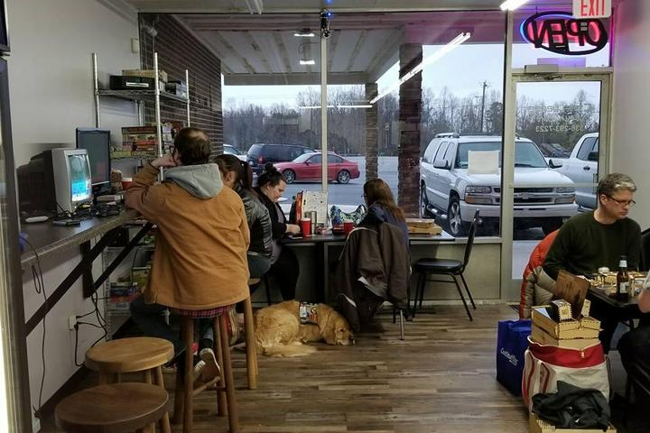 Pet Friendly Confluence Gaming Cafe