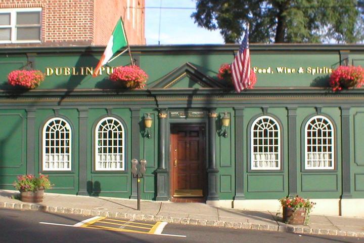 Pet Friendly Dublin Pub