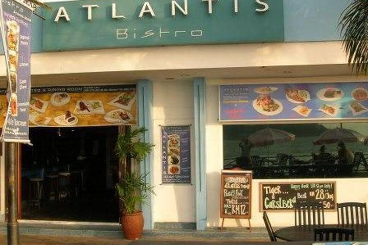 Pet Friendly Atlantis Bistro