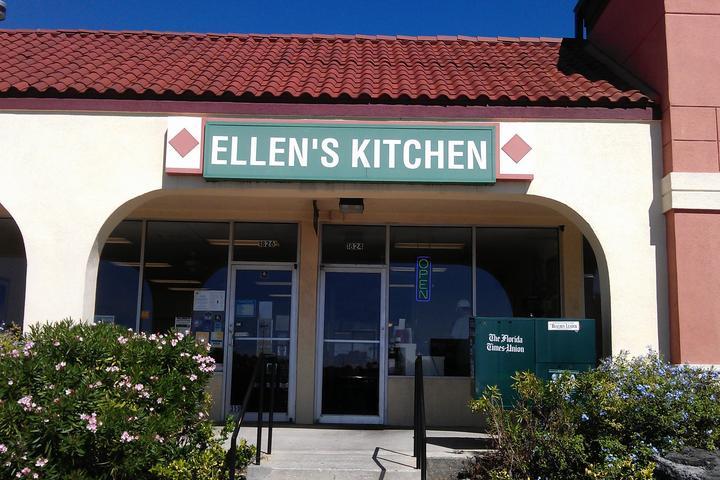 Pet Friendly Ellen's Kitchen