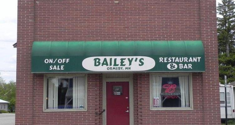 Bailey S Restaurant Bar Is Pet Friendly