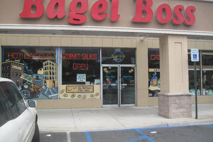 Pet Friendly Bagel Boss Cafe