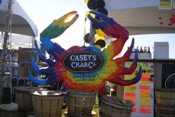Pet Friendly Casey's Crab Co