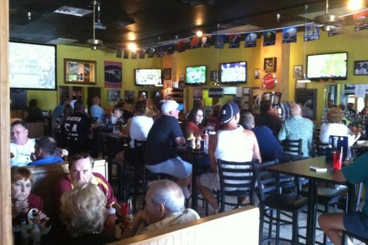 Pet Friendly Norma Jean's Sports Bar and Grill Osprey