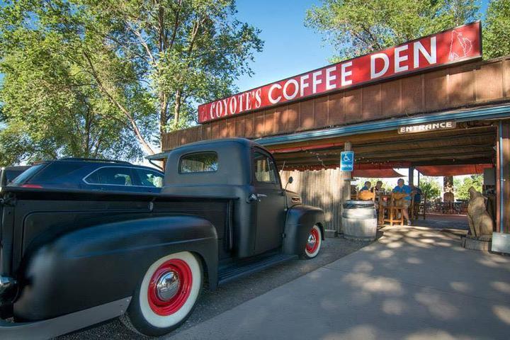 Pet Friendly Coyote's Coffee Den
