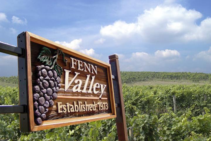 Pet Friendly Fenn Valley Vineyards