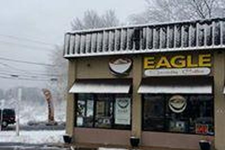Pet Friendly Eagle Specialty Coffee