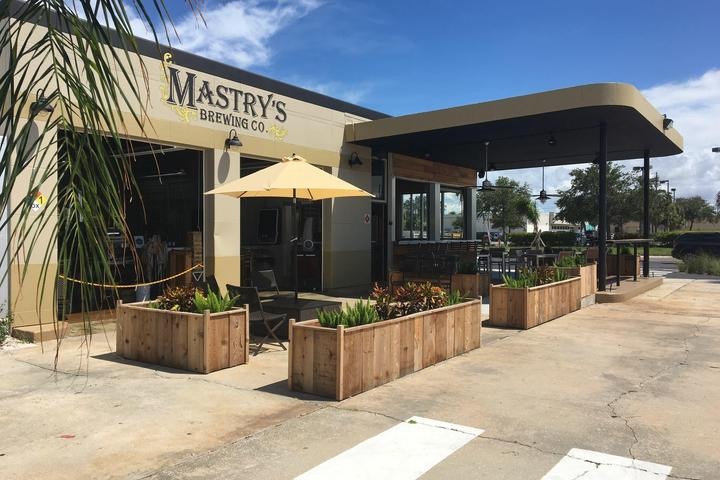 Pet Friendly Mastry's Brewing Co.