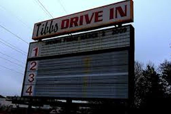 Pet Friendly Tibbs Drive-In