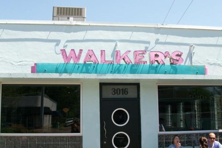 Pet Friendly Walker's Drive-In