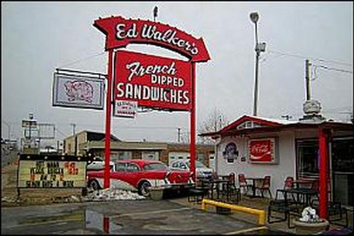Pet Friendly Ed Walker's Drive-In & Restaurant