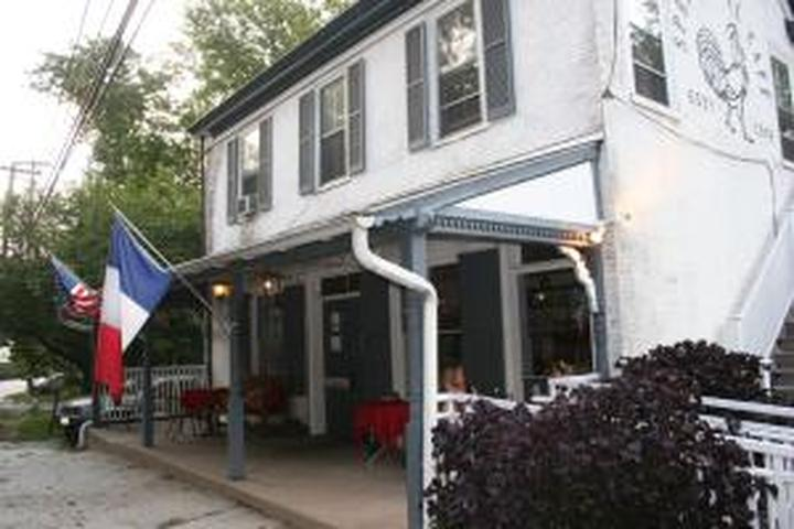 Pet Friendly Spring Mill Cafe