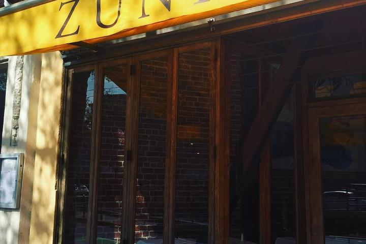 Pet Friendly Zuni Cafe