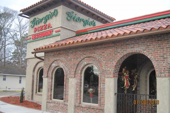 Pet Friendly Giorgio's Restaurant & Pizza