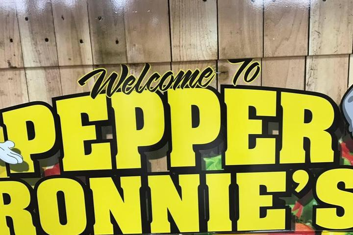 Pet Friendly Pepper-Ronnie's