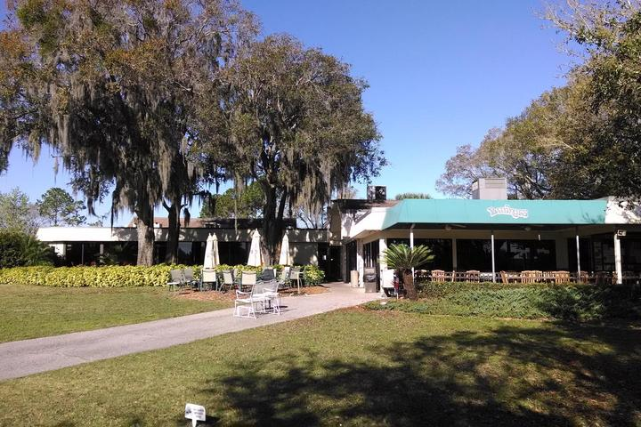 Pet Friendly The Sandpiper Grille and Bunkers