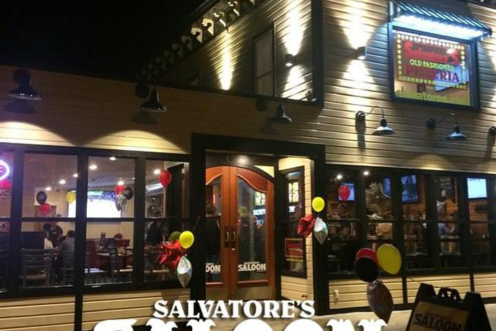 Pet Friendly Salvatore's Old Fashioned Pizzeria