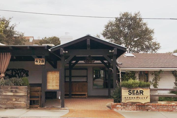 Pet Friendly Sear Steakhouse