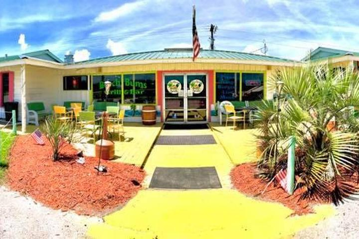 Pet Friendly Beach Bum's Grill & Bar