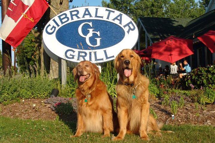 Pet Friendly Gibraltar Grill