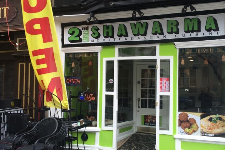 Pet Friendly 2nd Street Shawarma