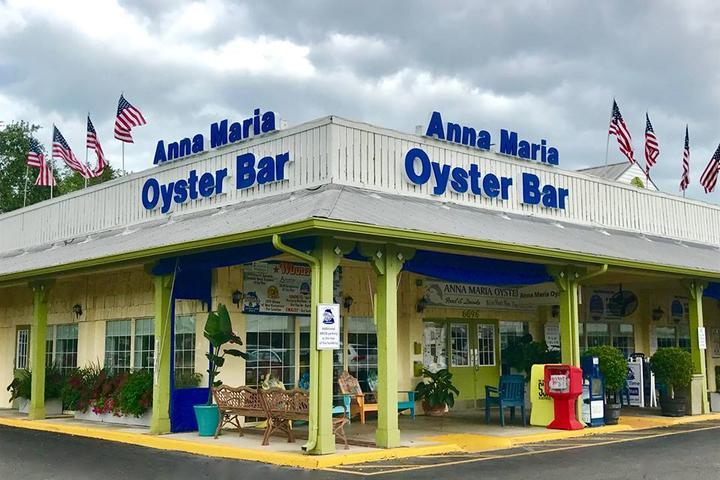 Pet Friendly Anna Maria Oyster Bar