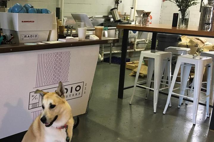 Pet Friendly Radio Roasters Coffee