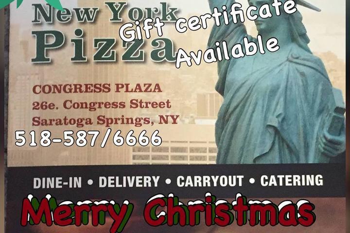 Pet Friendly I Love NY Pizza