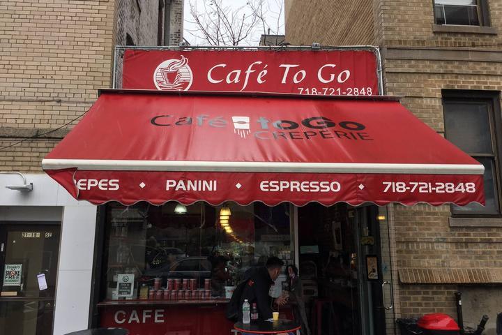Pet Friendly Cafe To Go