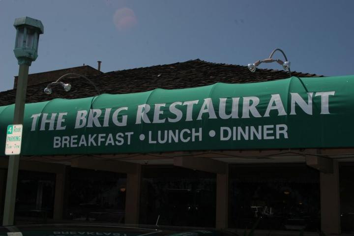 Pet Friendly Brig Restaurant