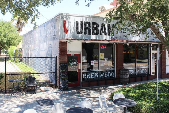 Pet Friendly Urban Brew and BBQ