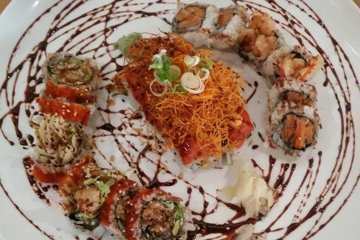 Pet Friendly Noku Japanese Grill & Sushi