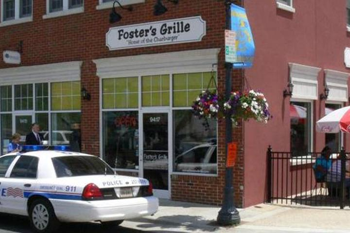 Pet Friendly Foster's Grille