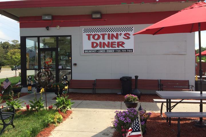 Pet Friendly Totin's Diner
