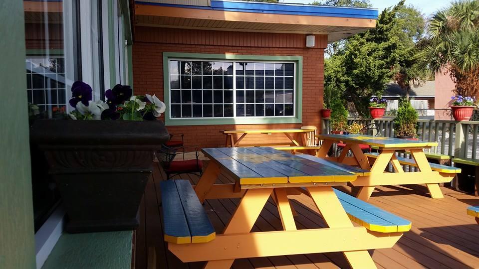Dog Friendly Restaurants Myrtle Beach Sc