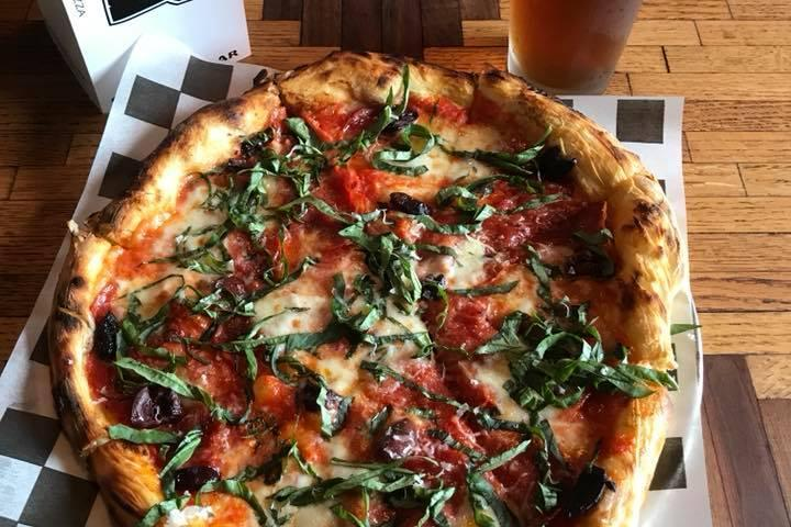 Pet Friendly Barhop Brewing and Artisan Pizza