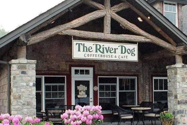 Pet Friendly The River Dog Coffee House and Cafe