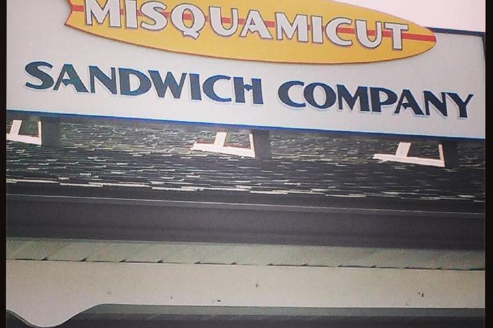 Pet Friendly Misquamicut Sandwich Co