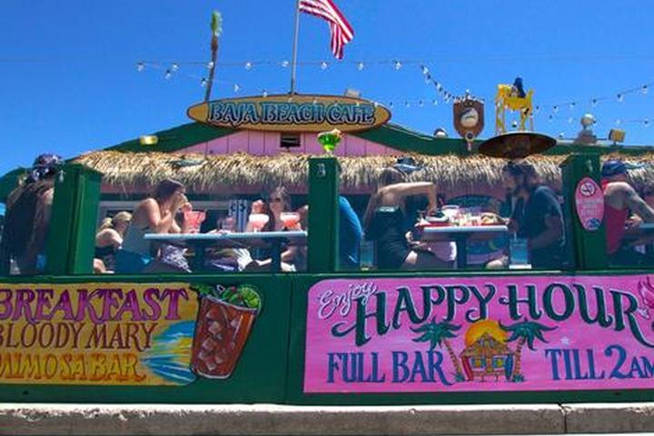 Pet Friendly Baja Beach Cafe