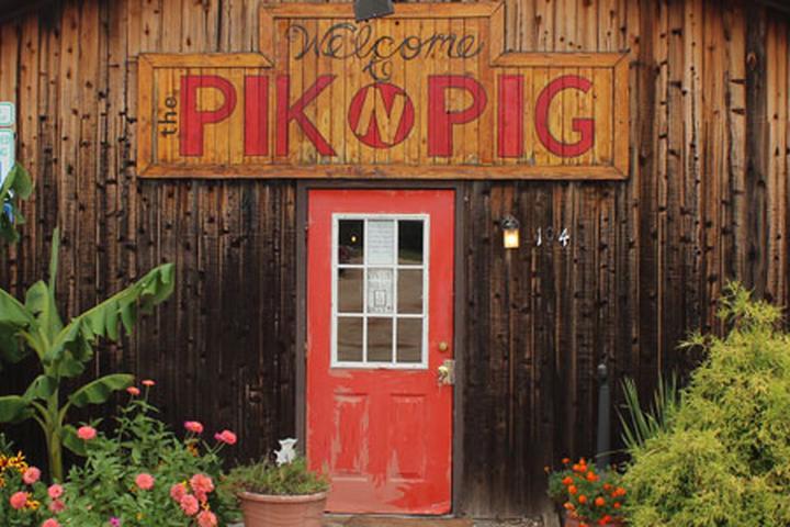 Pet Friendly Pik N Pig