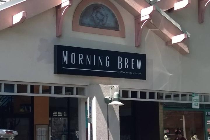 Pet Friendly Morning Brew