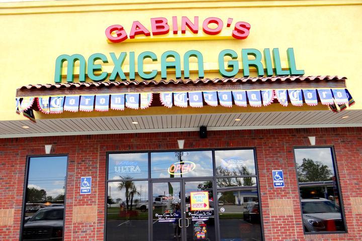 Pet Friendly Gabino's Mexican Grill