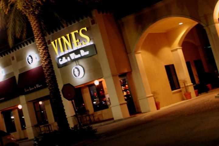 Pet Friendly Vines Grille & Wine Bar