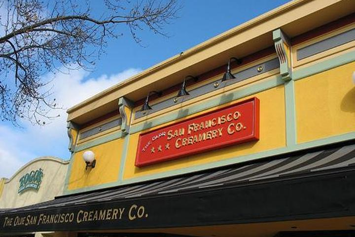 Pet Friendly San Francisco Creamery Co