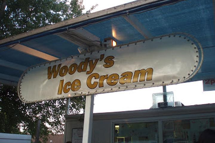 Pet Friendly Woody's Ice Cream