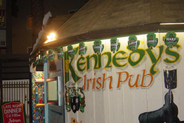 Pet Friendly Kennedy's Irish Pub & Curry House