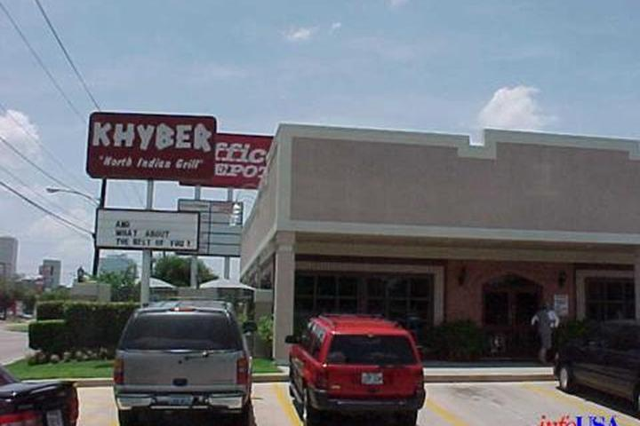 Pet Friendly Khyber North Indian Grill